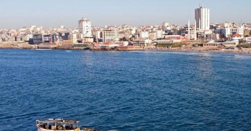 Gaza fishermen killed by Israeli drone caught in nets, Hamas says