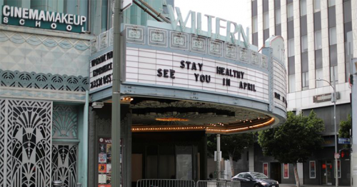 Los Angeles movie theaters could open next week to limited capacity