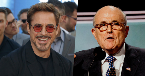 Robert Downey Jr., Rudy Giuliani receive Razzie worst film nods