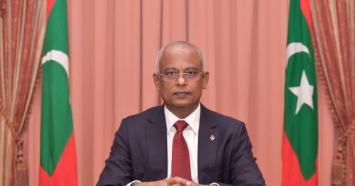 President of Maldives Arrives in Doha Tomorrow