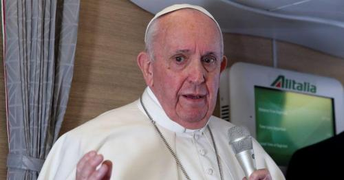 Pope says 10th anniversary of Syrian civil war must spur peace efforts