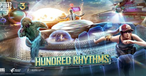 Hundred Rhythms Drops Into Version 1.3 Update For PUBG Mobile 3rd Anniversary Celebration