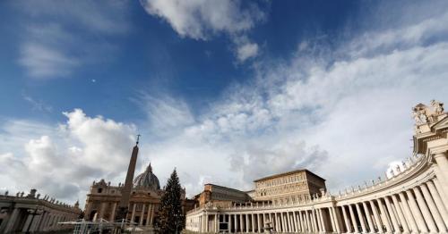 Catholic Church cannot bless same-sex unions - Vatican