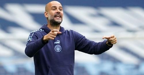 Manchester City,Pep Guardiola