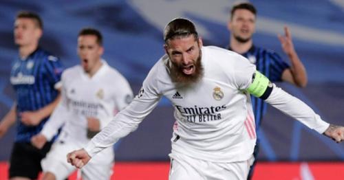 Real Madrid make light work of Atalanta to reach quarters