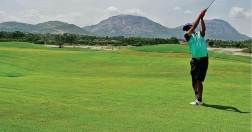 Golf,COVID-19,hiatus