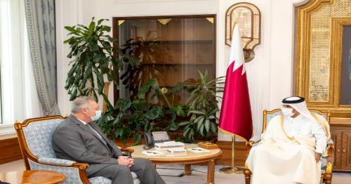 Prime Minister Meets Tunisia's Minister of Economy