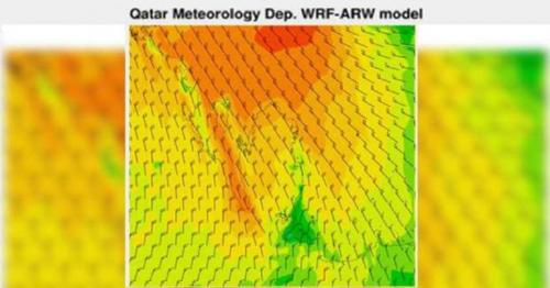 QMD: Temperatures to soar during the weekend