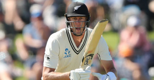 New Zealand's Jamieson fined by ICC for breach of conduct