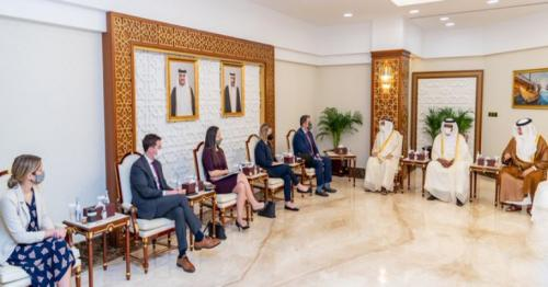 Shura Council Review Parliamentary Relations with US Congress