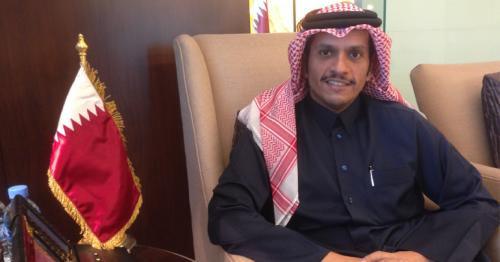 Qatar Pledges New $100 Million to Alleviate Syrian Humanitarian Disaster