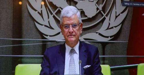 UNGA organises meeting on Covid-19 vaccines on request by Qatar and 15 other countries