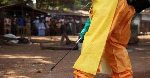 Guinea medics track suspected Ebola cluster after one case confirmed