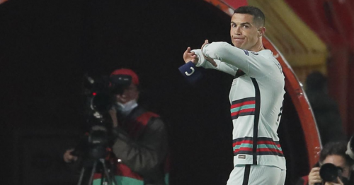 Ronaldo's castaway armband fetches US$75,000 at charity auction