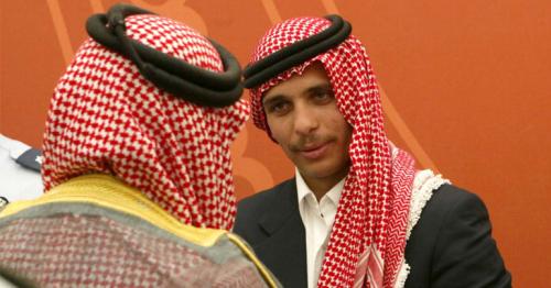 Jordan 'foils coup attempt involving royal family members, senior officials'
