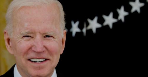 Biden says he does not think higher corporate taxes would harm U.S. economy