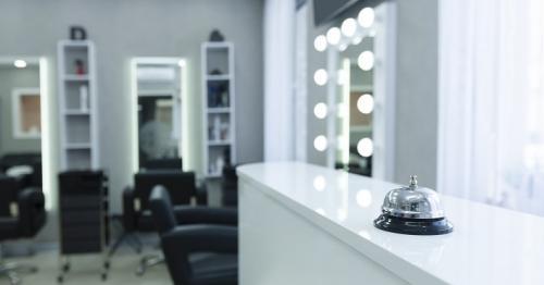 Salon Business Card, Salon, Business Card, Beauty Salon
