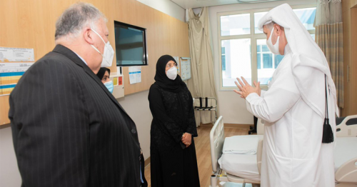 Rising COVID-19 cases: Seven health facilities solely dedicated for COVID-19 care in Qatar: Health minister