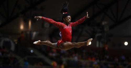 Paris not Tokyo could be last Olympics, hints Biles
