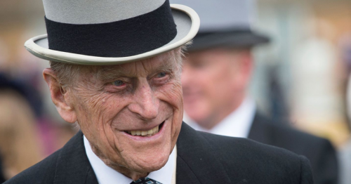 Prince Philip has died aged 99, Buckingham Palace announces
