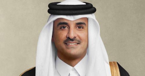 Qatar Amir sends condolences to Queen of Britain