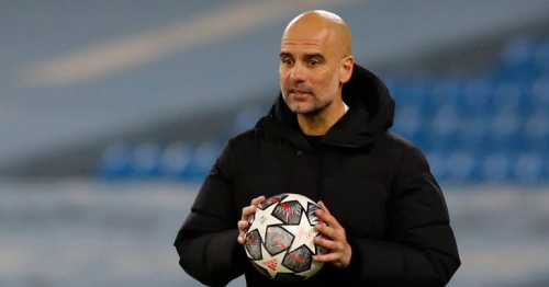 Man City Guardiola moved by Bielsas glowing tribute