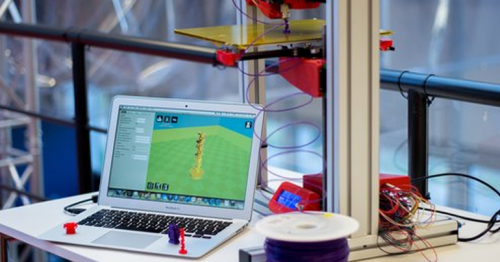 3D modeling and printing technologies were integrated into the Core Curriculum at QU