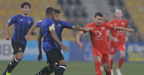 Al Arabi Beat Al Sailiya in QNB Stars League