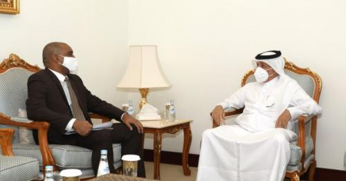 Deputy PM and Minister of Foreign Affairs Receives Written Message from Cuban Minister for Foreign Affairs