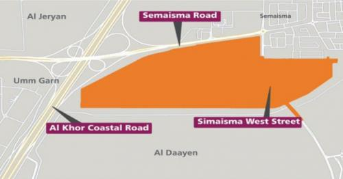 Ashghal announces commencement of roads and infrastructure project in south of Semaisma