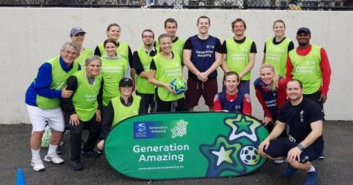 Generation Amazing crosses 725,000 beneficiaries