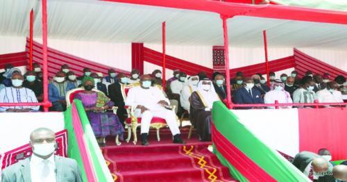 Qatar Cancer Treatment Center Inaugurated at Burkina Faso