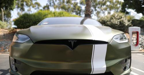 Tesla rallies after Canaccord upgrades rating, says it is like Apple