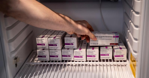 In world first, Denmark ditches AstraZeneca's COVID-19 shot
