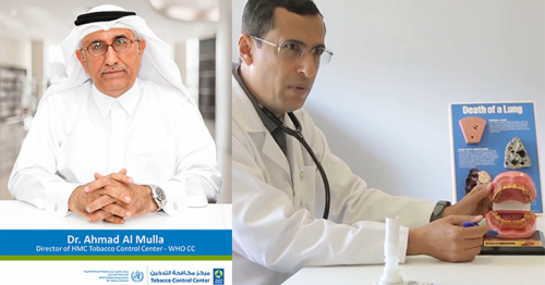 The Holy Month of Ramadan Provides an Opportune Time to Quit Smoking, Says HMC Smoking Caseation Expert