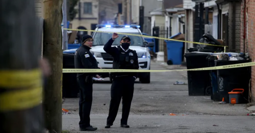 Adam Toledo: Chicago police release video of officer shooting boy