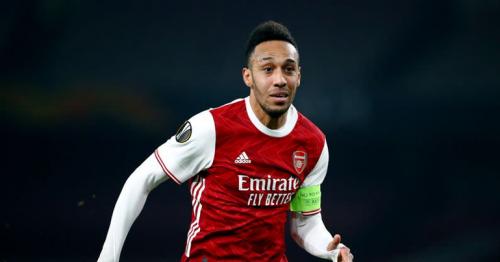 Arsenal's Aubameyang contracted malaria on international duty
