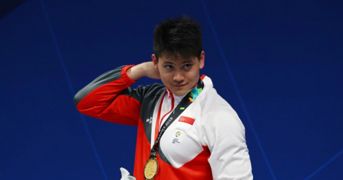 After humbling Phelps, Schooling seeks another shock at Tokyo Olympics