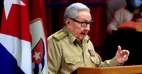 Castro Era In Cuba To End As Raul Confirms He's Retiring
