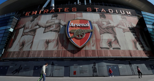 Soccer-UEFA lead backlash against Super League, UK government vows to step in