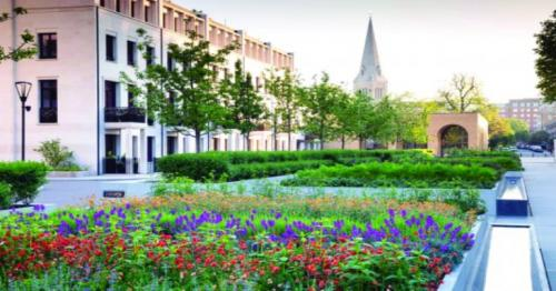 Qatari Diar's Chelsea Barracks awarded LEED Platinum certification for sustainable green buildings in London