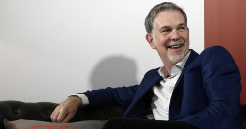 Netflix's Reed Hastings exercised $612 mln from stock options in 2020