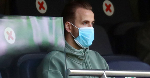 Spurs' Kane faces race to prove fitness for League Cup final