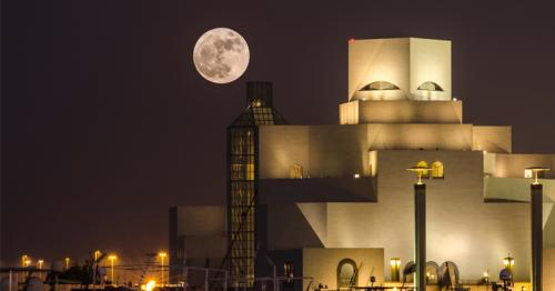 People in Qatar Can See Supermoon on Monday