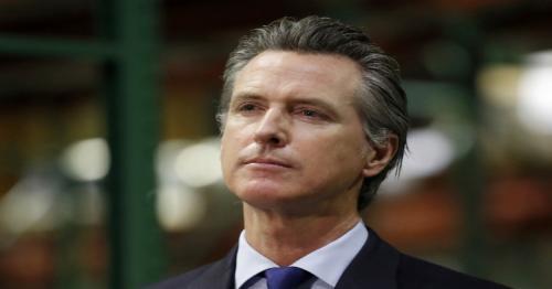 Gavin Newsom - California's governor faces recall election