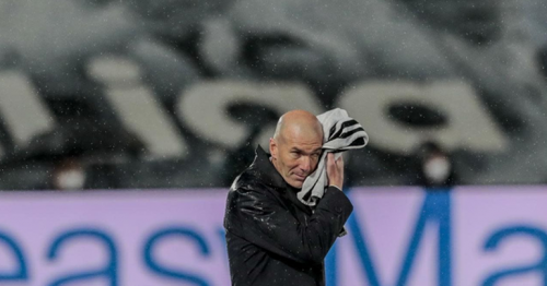 Real not thinking about any European Super League sanctions, says Zidane