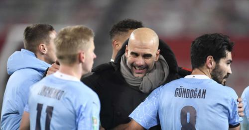 'Enjoy yourselves', Guardiola tells Man City ahead of PSG test