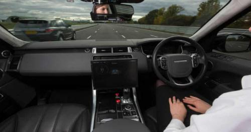 Self-driving cars to be allowed on UK roads this year