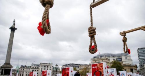 Two Iranians given death sentences for 'insulting Prophet Muhammad'