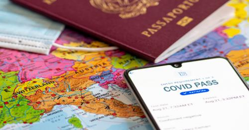 Covid - Spain hopes for tourists as EU votes on digital passports